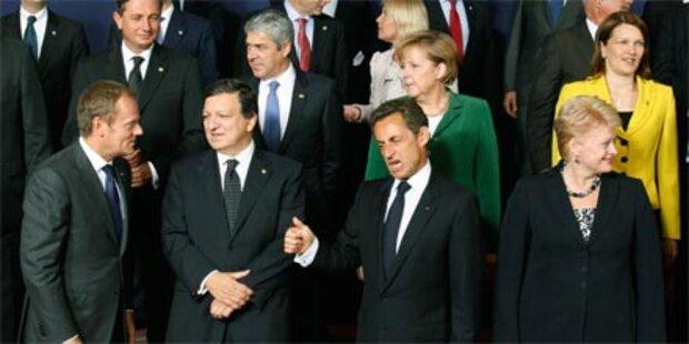 Roma-Streit überschattet EU-Gipfel