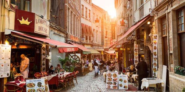 Genussreise durch Brüssel und Flandern