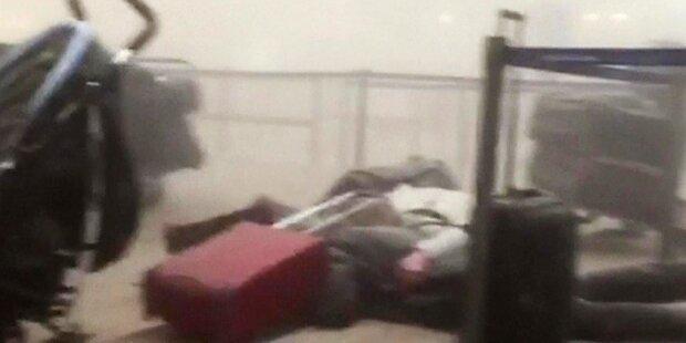 Brüssel-Terror: Weitere Bombe gefunden