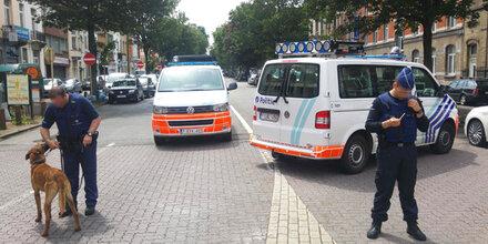 Anschlag auf EM-Schlager vereitelt: 12 Festnahmen