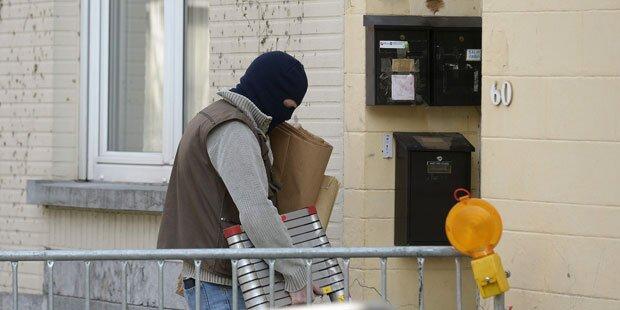 Brüssel: Hinweis auf Verbindung zum IS