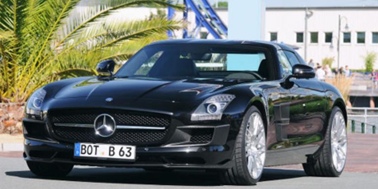 Mercedes SLS AMG von Brabus