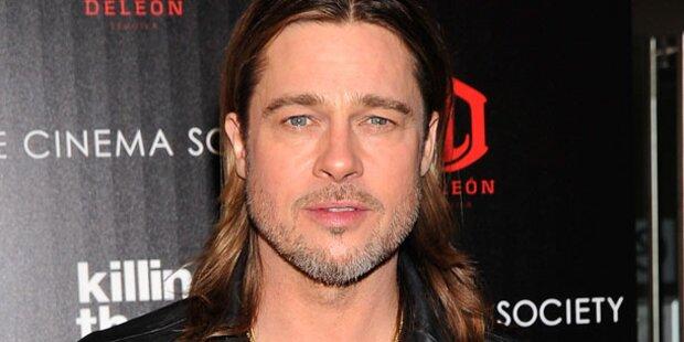 Brad Pitt: Süchtig nach Marmelade