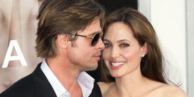 Botoxkur: Brad und Angie verjüngt?