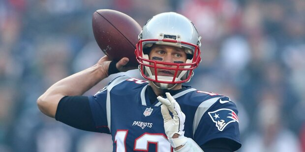 Eagles und Patriots stehen im Super Bowl