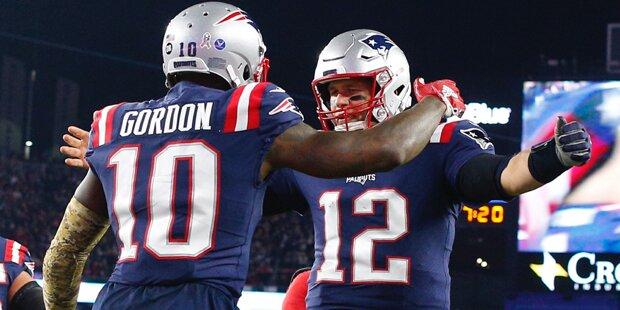 NFL-Stars sorgen für neuen Hype