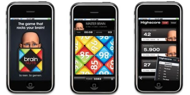10 heimische Spiele- Apps zu gewinnen