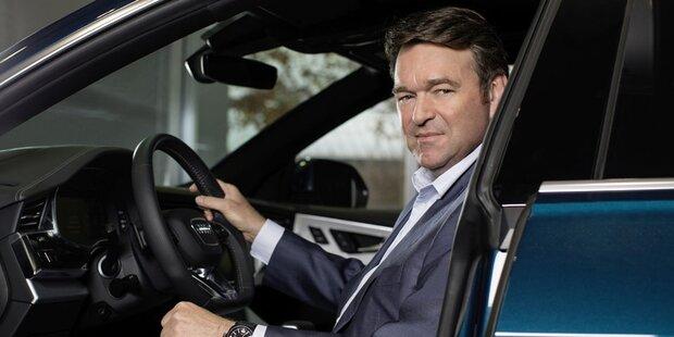 Audi-Chef: