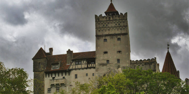 Übersee-Firma kauft legendäre Vampir-Burg