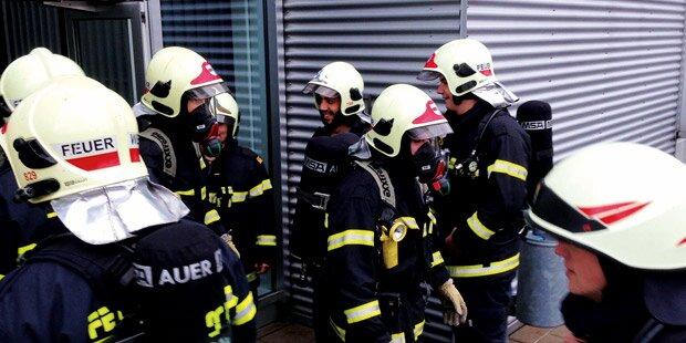 25 Personen bei Kellerbrand gerettet