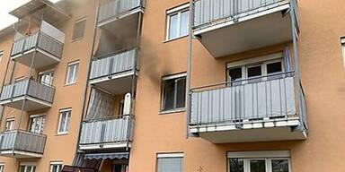 Wohnungsbrand in Judenburg: Ehepaar tot