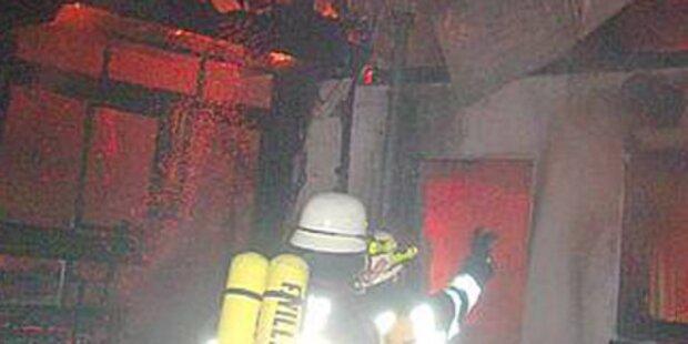 Zwei Tote bei Brand in Villach