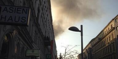 Landstraße Brand