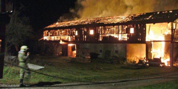 17-Jähriger soll Feuer gelegt haben
