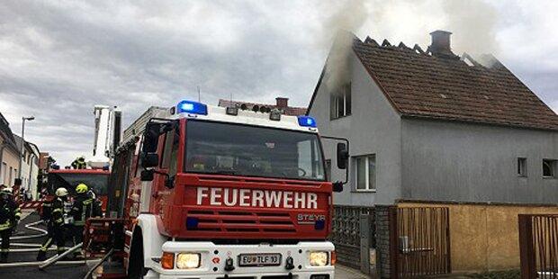 Feuer-Drama: Ehepaar stirbt in Messie-Wohnung