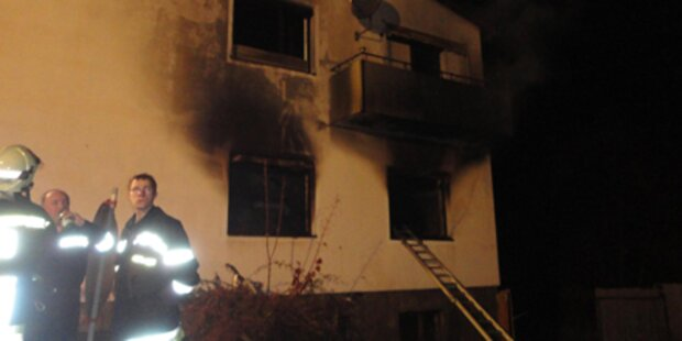 Zwei tote Kinder bei Brand in Judenburg