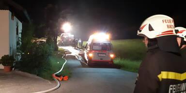 Oberösterreicher stirbt nach Feuer-Tragödie