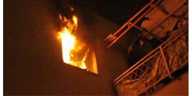 Brand in türkischer Klinik