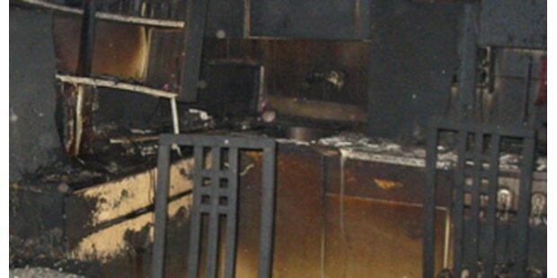 38 Tote bei Brand in kasachischer Klinik