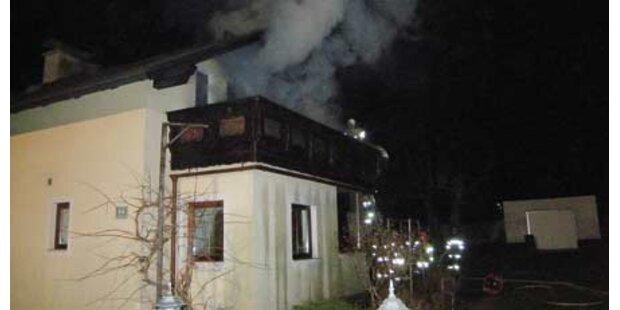 Grazerin (58) beinahe verbrannt