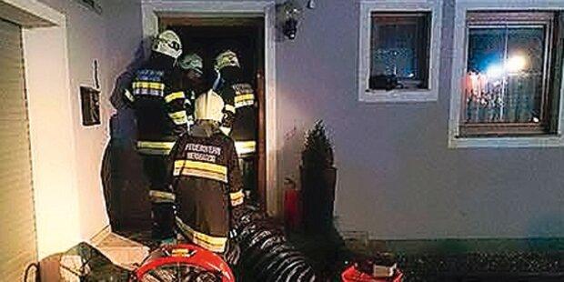 Mädchen (17) rettet Familie vor Feuertod