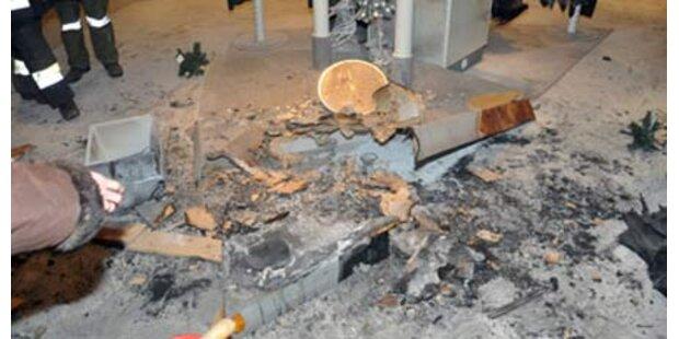 650.000 Euro Schaden durch Schwelbrand