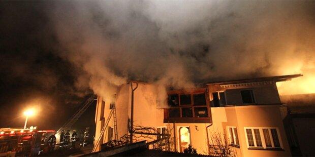 Polizei schnappt Haller Feuerteufel