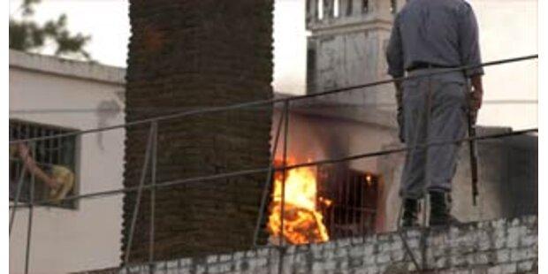 32 Tote bei Gefängnismeuterei in Argentinien