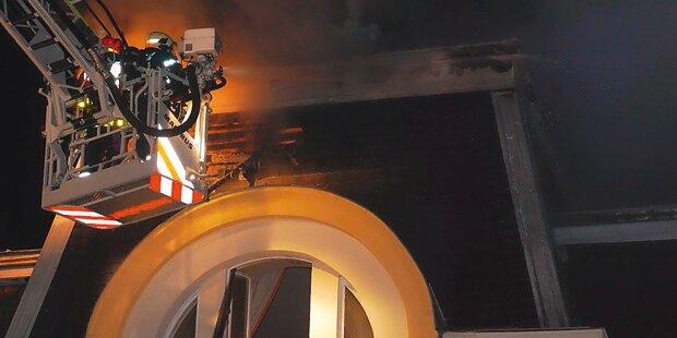Feuer bei Österreichs Sicherheitschef