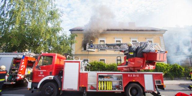 Tirol: Frau stirbt nach Wohnungsbrand