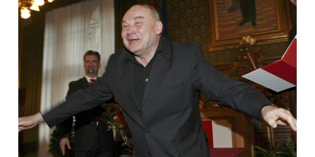 Auszeichnung für Klaus Maria Brandauer