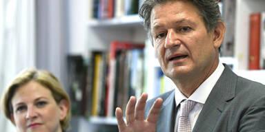 """Wirbel um Neos-Kandidatur von Ex-""""Kurier""""-Chef"""
