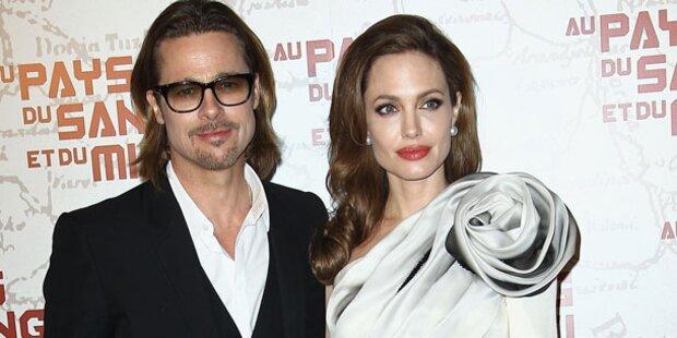 Angelina Jolie: Und jetzt die Hochzeit?