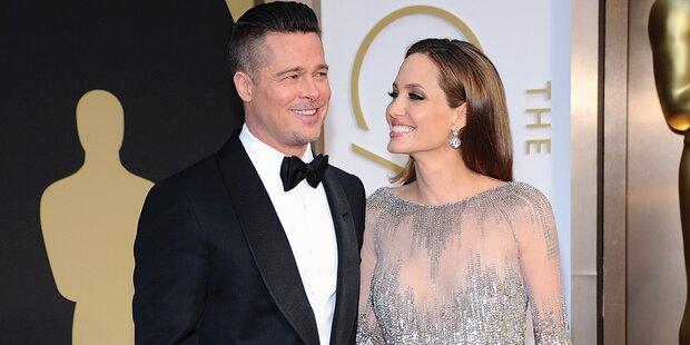 Pitt über Jolie: Nur Sex war gut