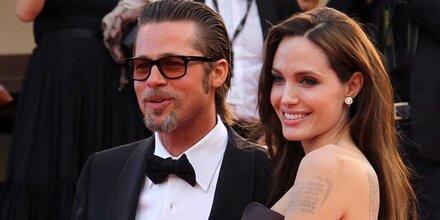 """Angelina Jolie: """"Brad ist ein ganzer Mann"""""""