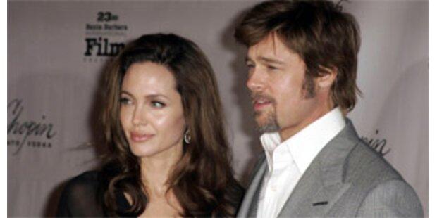 Angelina Jolie erwartet zweites Kind von Brad Pitt