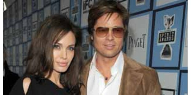 Angelina bekommt einen Bub und ein Mädchen