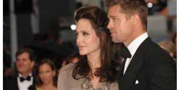Jolie und Pitt haben ein Herz für irakische Kinder