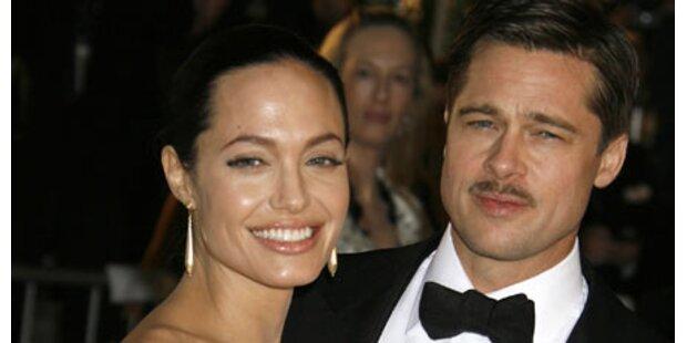 Jolie stellt Pitt Haschisch-Ultimatum