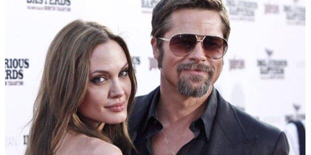 So betrügt Angelina ihren Brad
