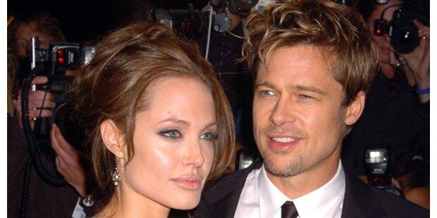 Angelina Jolie kämpft um ihr Glück