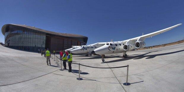 Spaceport: Flughafen für All-Touristen