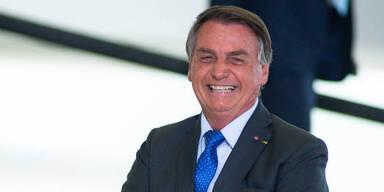 Präsident Jair Bolsonaro