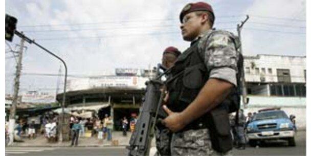 13 Bürgermeister in Brasilien festgenommen