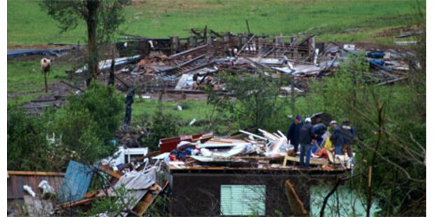 Heftiger Sturm fordert 13 Todesopfer