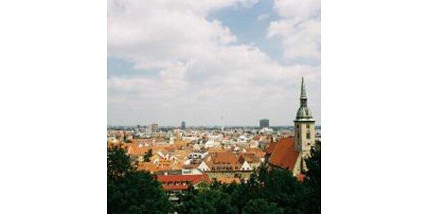 Bratislava: Noch-Geheimtipp für Kulturtouristen