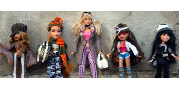Barbie-Konkurrent muss Mattel 100 Mio zahlen