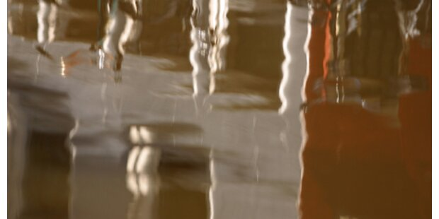 Wasser aus Mur-Kraftwerk Laufnitzdorf lief aus