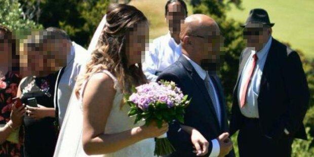 Braut stirbt Stunden nach der Hochzeit