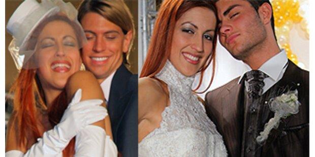 Heiraten ist wieder in Mode